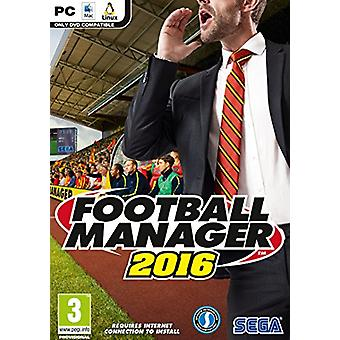 Fußball Manager 16 (PC-CD)