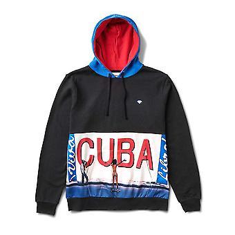Diamond Supply Co Cuba Hoodie Black