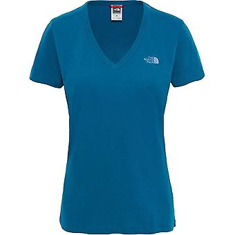 De North Face Tshirt eenvoudige Dome T0A3H6EFS vrouwen t-shirt