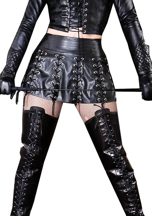 Waooh - Lingerie - lace skirt fetish style