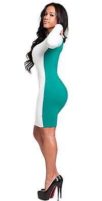 Waooh 69 - Mini jurk kant Cathal