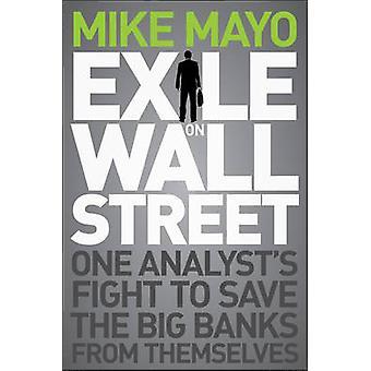 Exil an der Wall Street - ein Analyst Kampf zur Rettung der großen Banken aus