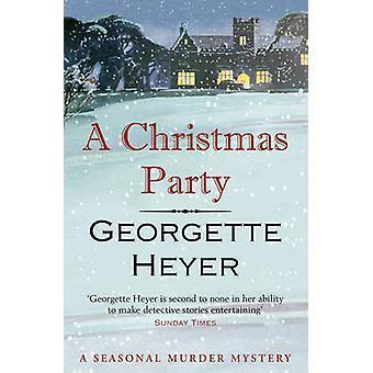 En julefrokost af Georgette Heyer - 9781784754686 bog