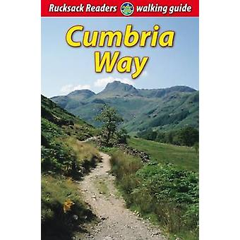Cumbria Way by Paddy Dillon - 9781898481577 Book