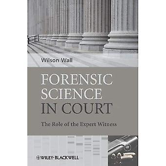 Rettsmedisinske vitenskap i retten: rollen av sakkyndig