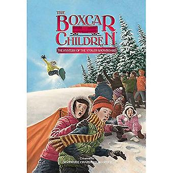 The Mystery of the Stolen Snowboard (Boxcar Children)