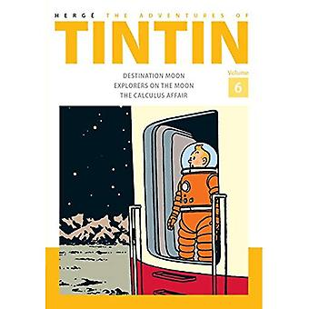 The Adventures of Tintin Volume 6