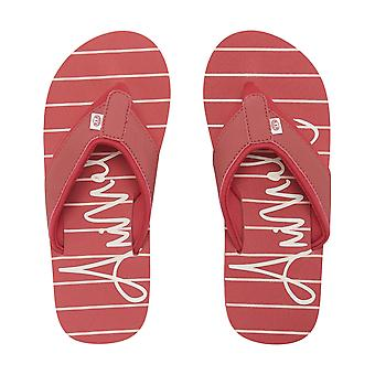 Animal Swish Beach Flip Flops