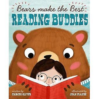Bears Make the Best Reading Buddies (Paperback)
