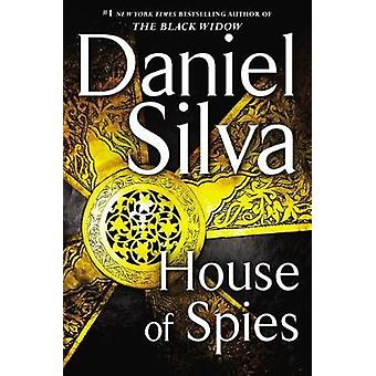 House of Spies by Daniel Silva - 9780062354341 Book
