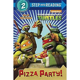 Pizza Party! (Teenage Mutant Ninja Turtles) by Random House - 9781524