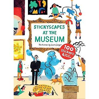 Stickyscapes at the Museum by Stickyscapes at the Museum - 9781786272