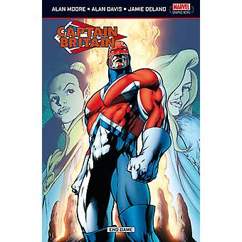 Captain Britain - v. 5 - End Game by Alan Moore - Jamie Delano - Alan D
