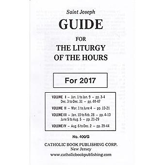 Guide for the Liturgy of the Hours by Catholic Book Publishing Corp -