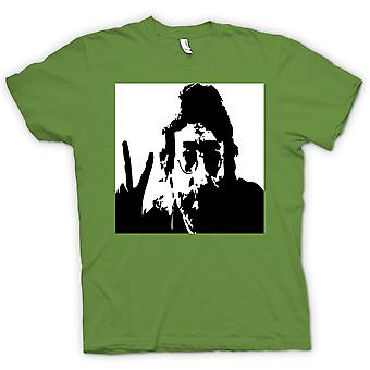 Kids t-shirt-John Lennon - Anti guerra
