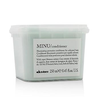 Davines minu conditioner belyst beskyttende balsam (for farget hår)-250ml/8.45 oz