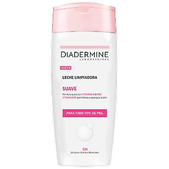 Diadermine Cleansing Milk (Cosmetics , Face , Facial cleansers)