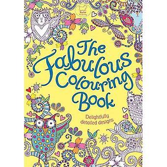 Den fantastiska målarbok av Hannah Davies-Hannah Davies-978178