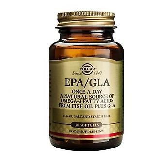 Solgar EPA/GLA Softgels 30 (1766)