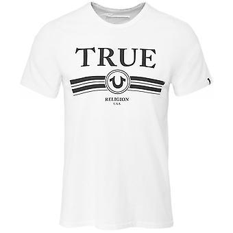 True Religion Crew Neck True Retro T-Shirt