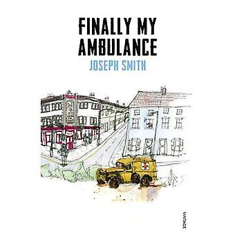 Slutligen min ambulans