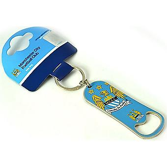Manchester City FC keyring with bottle opener (bb)