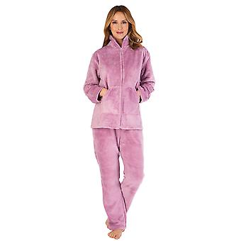 Slenderella PJ4303 Women's Housecoats Pyjama Set
