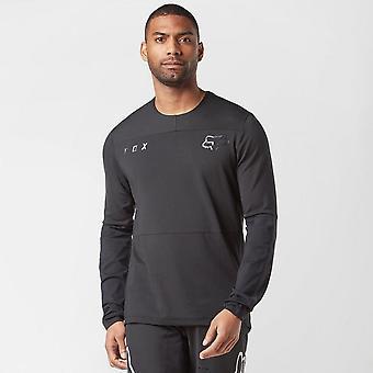 New Fox Men's Defend Delta™ Long Sleeve Jersey Black