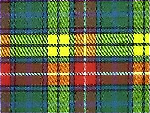 Buchanan, Antique - Pure tartan de laine