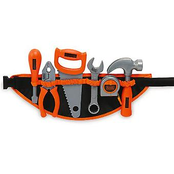 Smoby Tool Belt Black & Decker (Toys , Home And Professions , Professions)