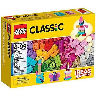 Lego 10694  Creative Supplement Bright (Toys , Constructions , Bricks And Pieces)