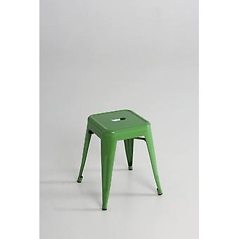 Kit Closet Under stool Metal Green 19005 (Meubilair , Eetkamer en keuken , Krukken)