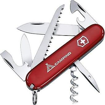 Swiss army knife No. of functions 13 Victorinox Camper