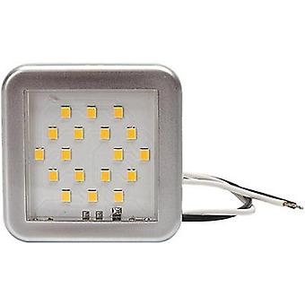 LED indre lys LED (B x H x D) 55 x 55 x 7 mm SecoRüt