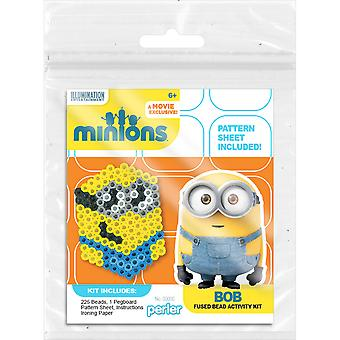 Perler Minions Fused Bead Kit-Bob MTK80-52990