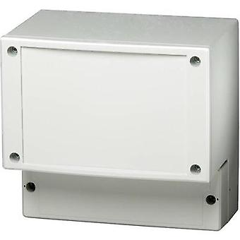 Fibox 7520204 CARDMASTER Robust ABS plastic Plastic Wall Mount Enclosure IP65 Smoke grey 160 x 166 x 85