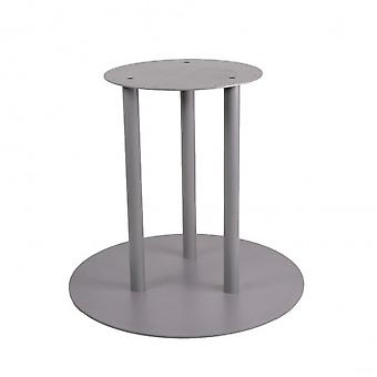 Basanova Large Table Base In Grey For Large Table Tops