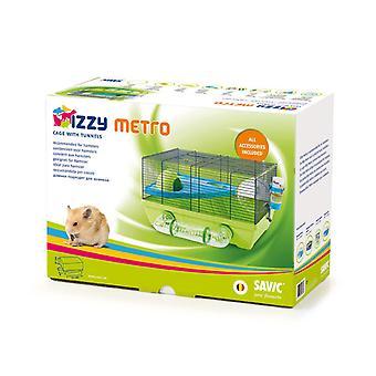 Izzy Metro Hamster bur 50x40x28cm