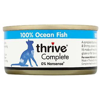 Trives komplet voksen Ocean fisk 75g (pakke med 12)