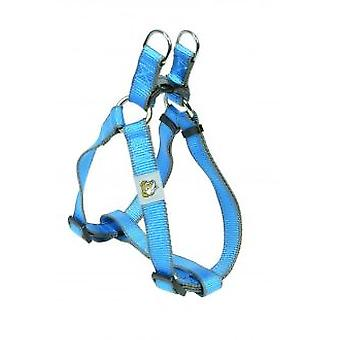 Doggy Things Harness Reflective Blue (Dogs , Walking Accessories , Harnesses)