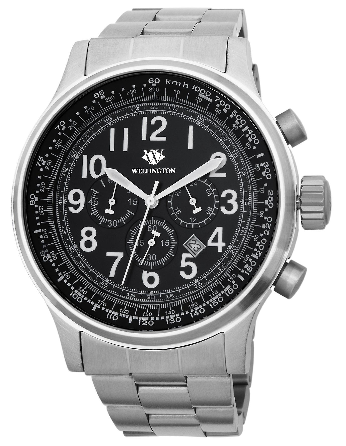Wellington Gents chronograph Wexford, WN302-121