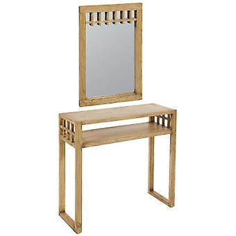 Wellindal Recibidor con espejo ios (Home , Living and dining room , Sideboards)