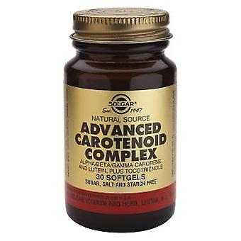 Solgar Natural Source Advanced Carotenoid Complex Softgels