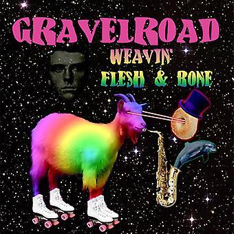 Gravelroad - kødet & knogle [Vinyl] USA import