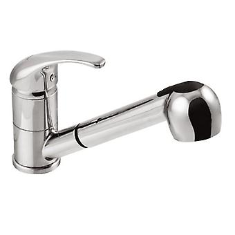 Modern Kitchen Sink Faucet Tap With Extended 2-function Nozzle/head