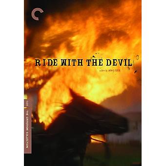 Ride with the Devil [DVD] USA import