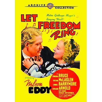 Niech pierścień wolność [DVD] USA import