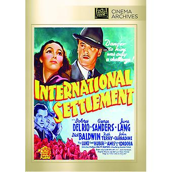 International Settlement [DVD] USA import