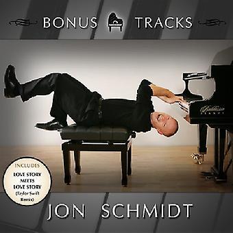 Jon Schmidt - bonusnumre [CD] USA import