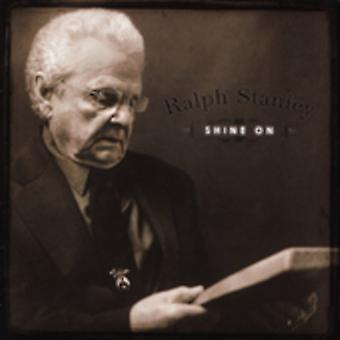Ralph Stanley - Shine on [CD] USA import
